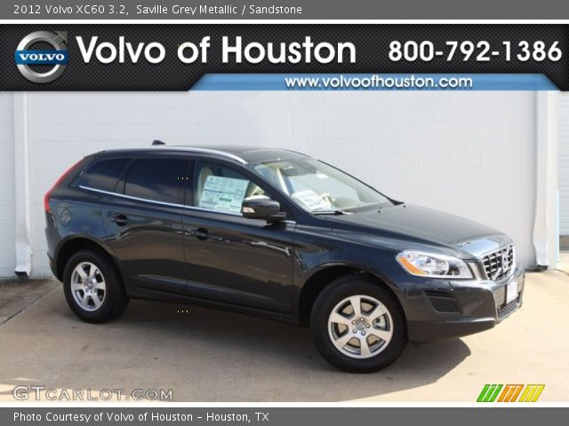 2012 Volvo XC60 3.2 in Saville Grey Metallic