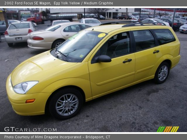 egg yolk yellow 2002 ford focus se wagon medium. Black Bedroom Furniture Sets. Home Design Ideas
