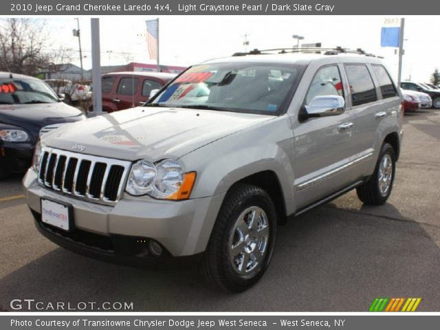 light graystone pearl 2010 jeep grand cherokee laredo. Black Bedroom Furniture Sets. Home Design Ideas