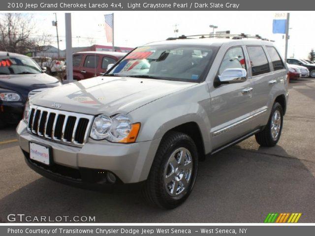 Light graystone pearl 2010 jeep grand cherokee laredo - 2010 jeep grand cherokee interior ...
