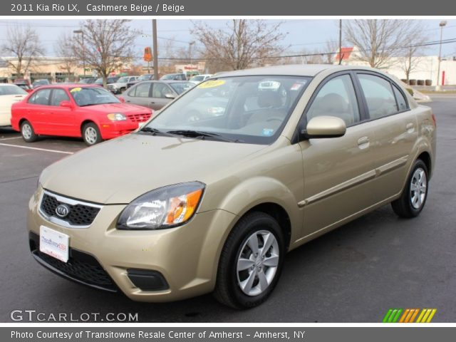 cashmere beige 2011 kia rio lx beige interior. Black Bedroom Furniture Sets. Home Design Ideas