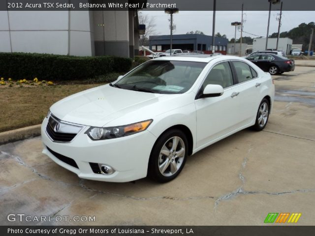 bellanova white pearl 2012 acura tsx sedan parchment. Black Bedroom Furniture Sets. Home Design Ideas