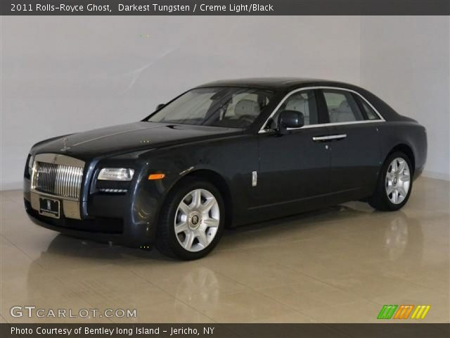 2011 Rolls-Royce Ghost  in Darkest Tungsten