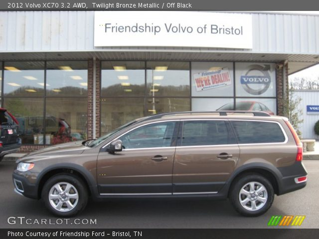 2012 Volvo XC70 3.2 AWD in Twilight Bronze Metallic