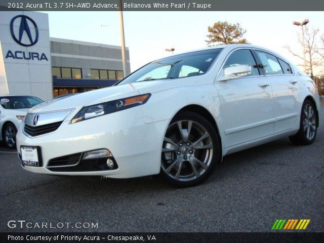 Bellanova White Pearl 2012 Acura Tl 3 7 Sh Awd Advance Make Your Own Beautiful  HD Wallpapers, Images Over 1000+ [ralydesign.ml]