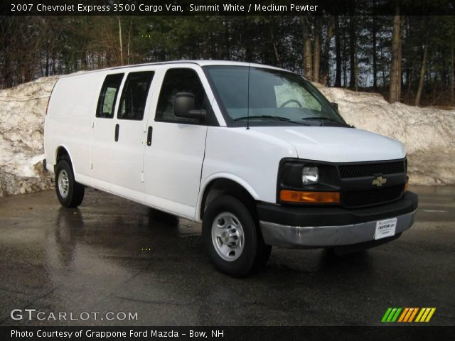 Chevy Dealers Tampa >> Chevy Express 3500 Cargo Van   Autos Post