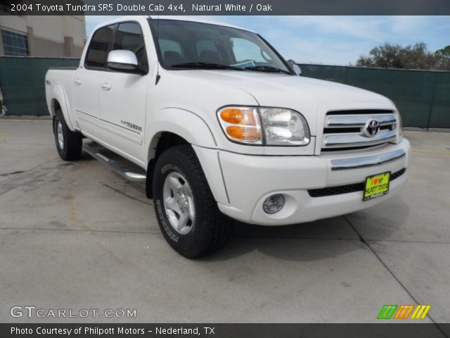 natural white 2004 toyota tundra sr5 double cab 4x4. Black Bedroom Furniture Sets. Home Design Ideas