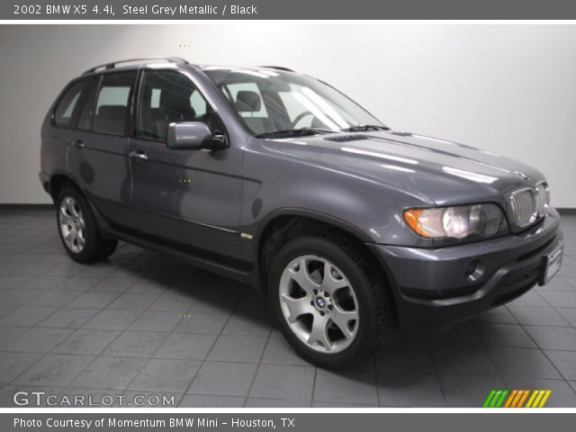 steel grey metallic 2002 bmw x5 black interior. Black Bedroom Furniture Sets. Home Design Ideas