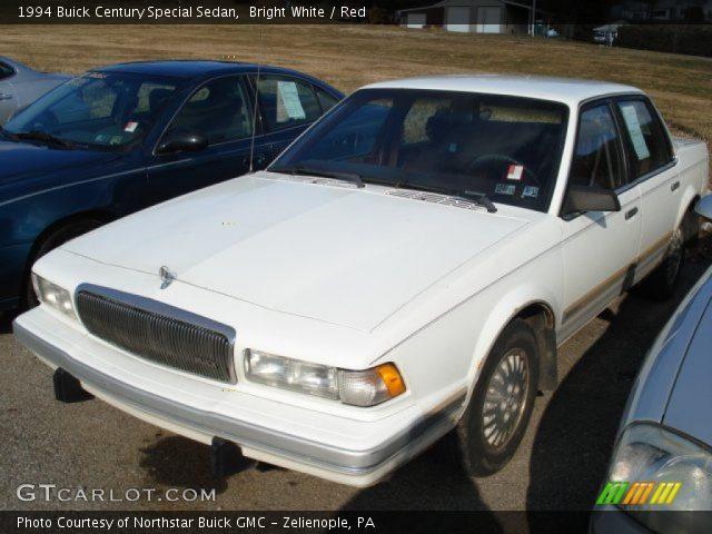 bright white 1994 buick century special sedan red interior gtcarlot com vehicle archive 61112793 gtcarlot com