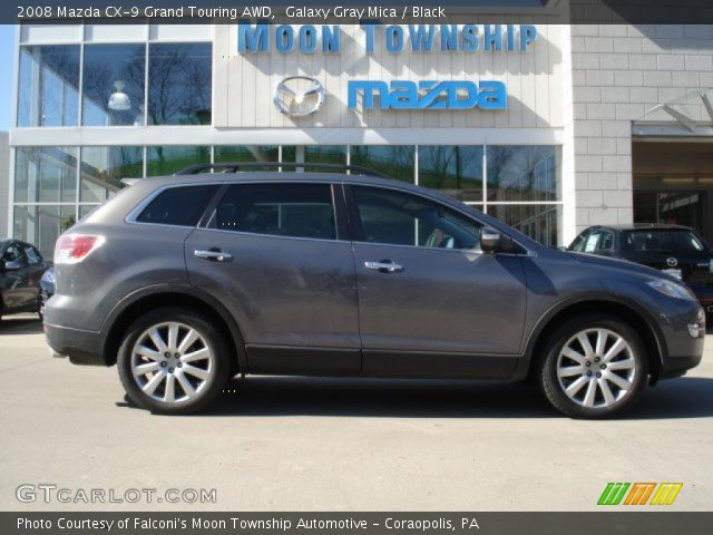 2008 Mazda CX-9 Grand Touring AWD in Galaxy Gray Mica