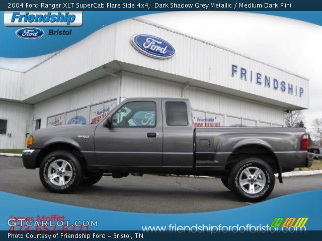 2004 Ford Ranger Flareside