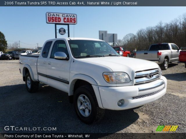 natural white 2006 toyota tundra sr5 trd access cab 4x4 light charcoal interior gtcarlot. Black Bedroom Furniture Sets. Home Design Ideas