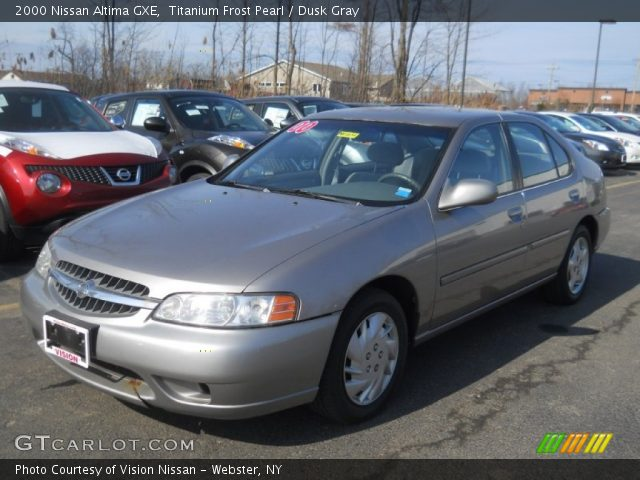 2000 Nissan altima gxe specifications #4