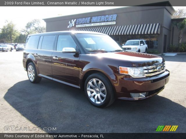 cinnamon metallic 2009 ford flex limited medium light. Black Bedroom Furniture Sets. Home Design Ideas