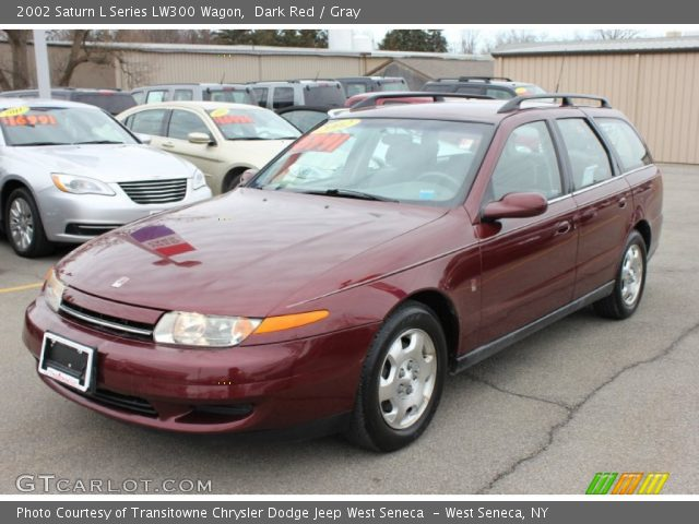 dark red 2002 saturn l series lw300 wagon gray interior vehicle archive. Black Bedroom Furniture Sets. Home Design Ideas