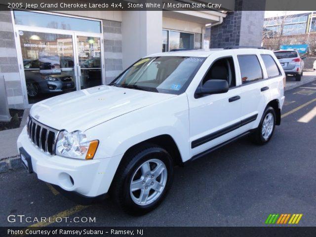 Stone white 2005 jeep grand cherokee laredo 4x4 medium - 2005 jeep grand cherokee laredo interior ...