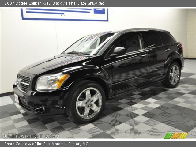 black 2007 dodge caliber r t pastel slate gray red. Black Bedroom Furniture Sets. Home Design Ideas