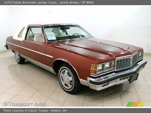 1978 Pontiac Bonneville Landau Coupe in Laredo Brown