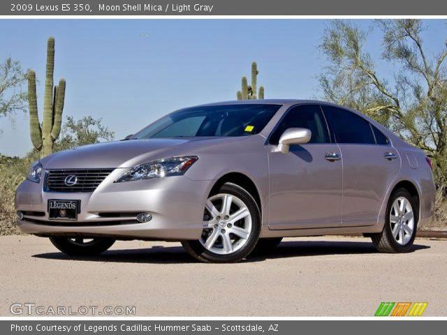 2009 lexus es 350 white Car Pictures
