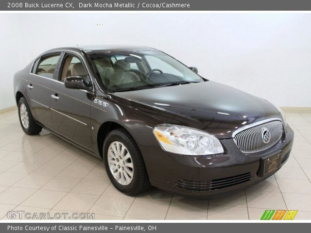 2008 Buick Lucerne CX in Dark Mocha Metallic. Click to see large photo ...