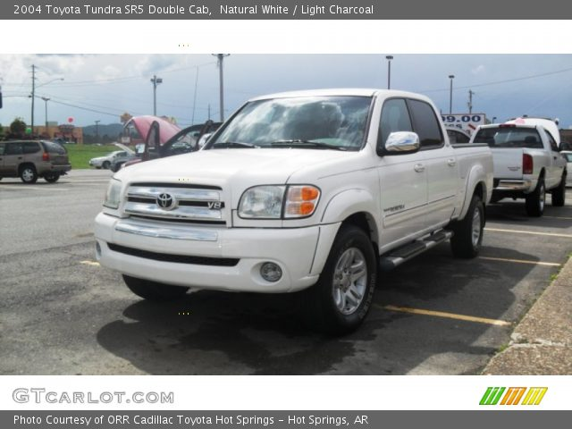 natural white 2004 toyota tundra sr5 double cab light. Black Bedroom Furniture Sets. Home Design Ideas