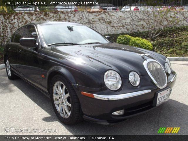 anthracite black 2001 jaguar s type 4 0 cashmere interior vehicle archive. Black Bedroom Furniture Sets. Home Design Ideas