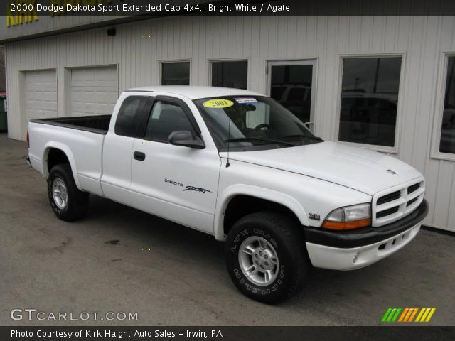 on 1999 Dodge Dakota Sport 4x4