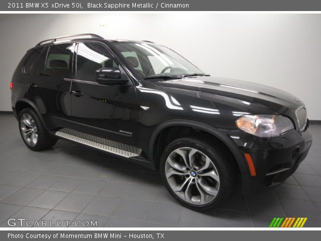black sapphire metallic 2011 bmw x5 xdrive 50i. Black Bedroom Furniture Sets. Home Design Ideas