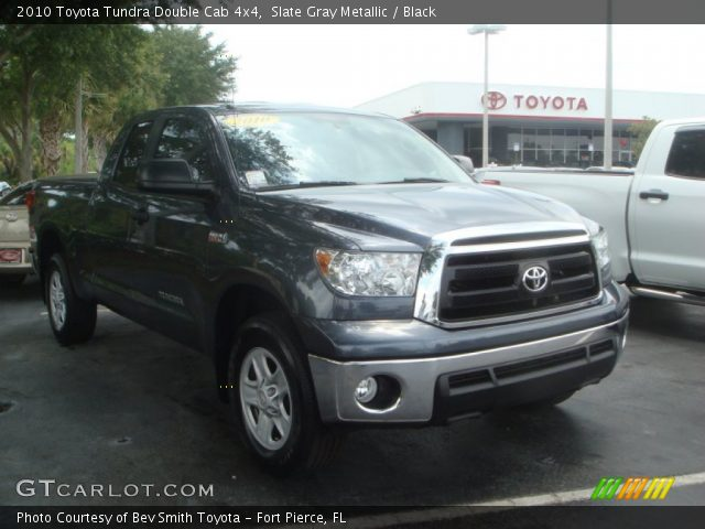 slate gray metallic 2010 toyota tundra double cab 4x4. Black Bedroom Furniture Sets. Home Design Ideas