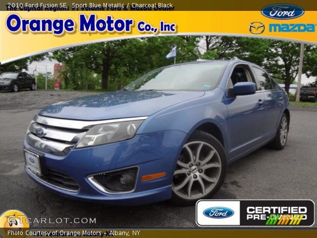 Dennis Sneed Ford >> 2010 Ford fusion se sport blue metallic
