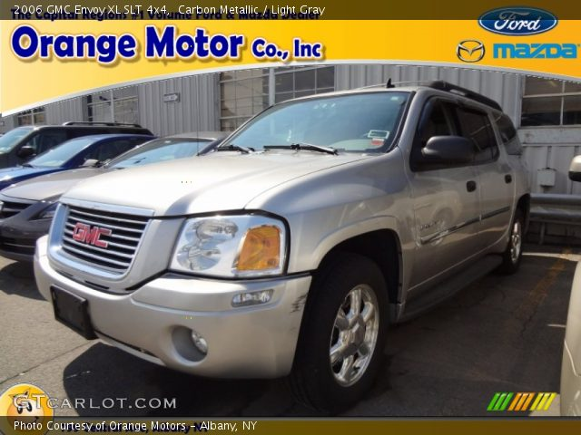 carbon metallic 2006 gmc envoy xl slt 4x4 light gray. Black Bedroom Furniture Sets. Home Design Ideas