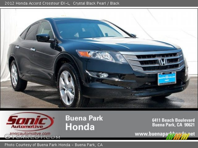 White diamond pearl honda accord crosstour ex l 4wd click for Used honda crosstour for sale