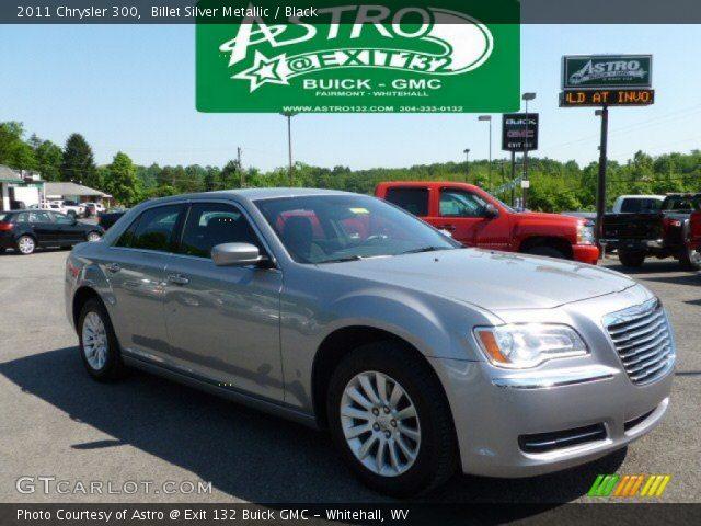 2011 Chrysler 300  in Billet Silver Metallic