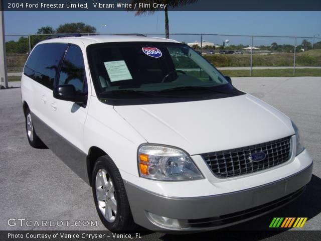 vibrant white 2004 ford freestar limited flint grey interior gtcarlot com vehicle archive 542480 gtcarlot com