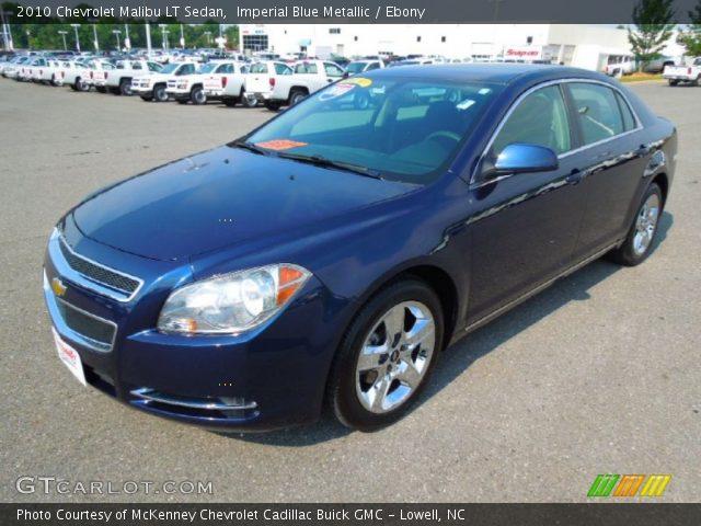 Imperial blue metallic 2010 chevrolet malibu lt sedan - 2010 chevy malibu exterior colors ...