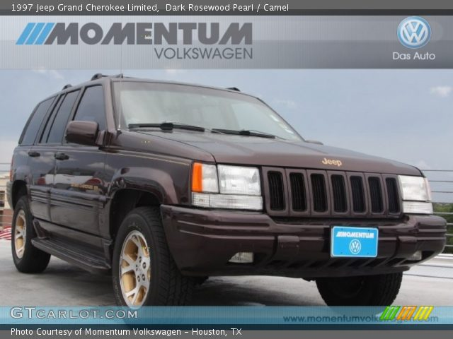 Dark rosewood pearl 1997 jeep grand cherokee limited - 1997 jeep grand cherokee interior ...