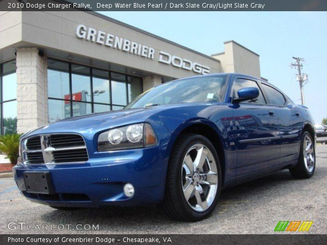 2010 Dodge Charger Rallye Navigation Photos | GTCarLot.com