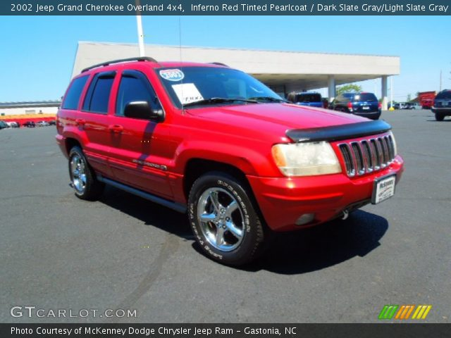 inferno red tinted pearlcoat 2002 jeep grand cherokee. Black Bedroom Furniture Sets. Home Design Ideas