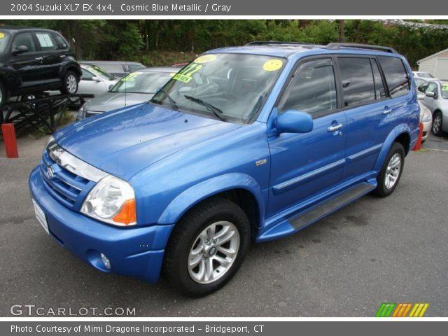 2004 Suzuki XL7 EX 4x4 in Cosmic Blue Metallic