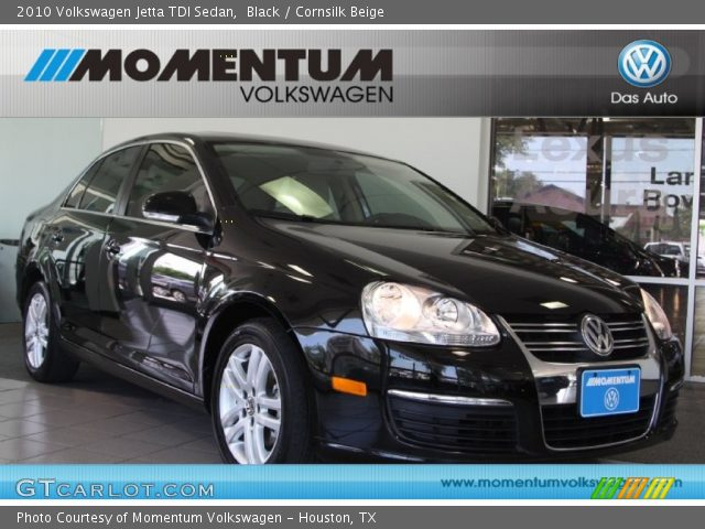 black 2010 volkswagen jetta tdi sedan cornsilk beige. Black Bedroom Furniture Sets. Home Design Ideas