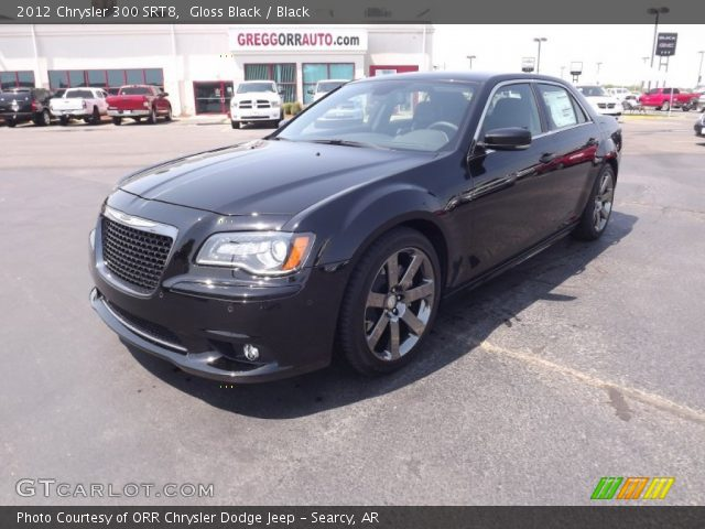 gloss black 2012 chrysler 300 srt8 black interior. Black Bedroom Furniture Sets. Home Design Ideas