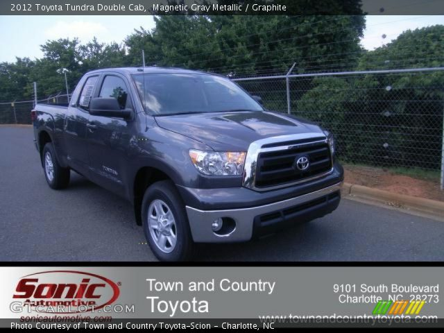 magnetic gray metallic 2012 toyota tundra double cab graphite interior. Black Bedroom Furniture Sets. Home Design Ideas