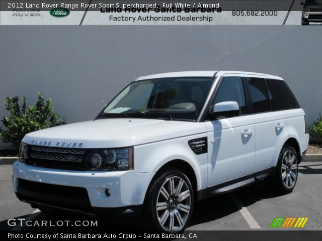 fuji white 2012 land rover range rover sport. Black Bedroom Furniture Sets. Home Design Ideas