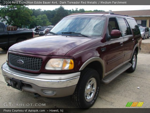 dark toreador red metallic 2000 ford expedition eddie. Black Bedroom Furniture Sets. Home Design Ideas