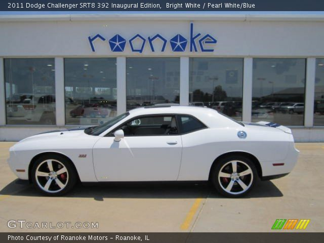 Challenger Inaugural Edition For Sale | Autos Weblog