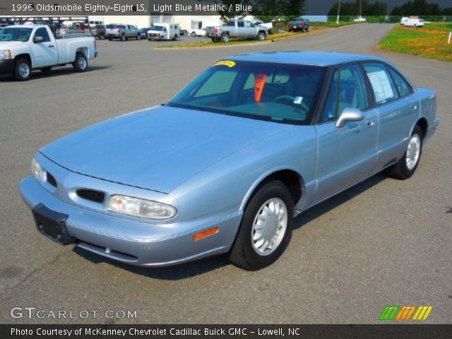 1996 Oldsmobile Eighty-Eight LS in Light Blue Metallic