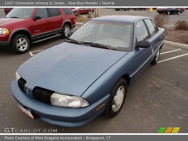 1997 oldsmobile acheiva