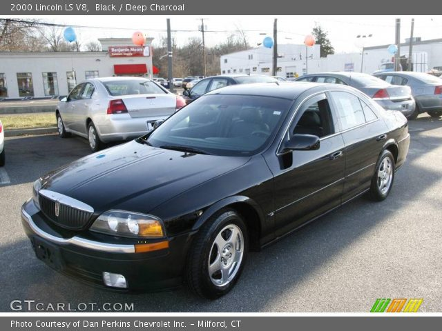 on 2000 Lincoln Ls V8 Motor