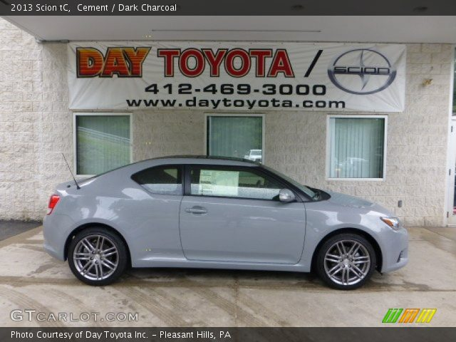 2013 Scion tC  in Cement