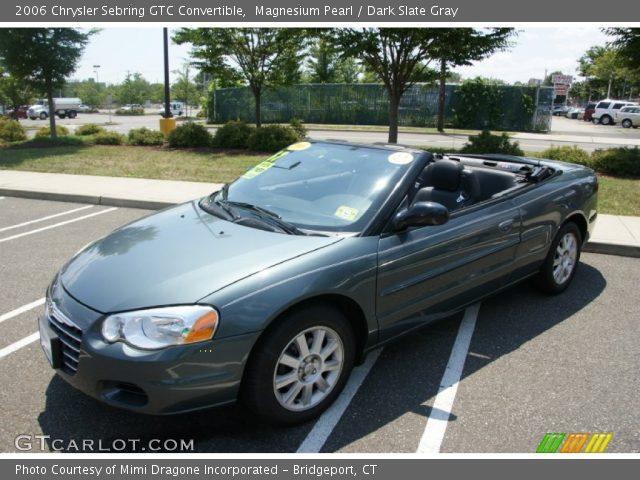 2006+Chrysler+S... 2006 Chrysler Sebring Convertible For Sale